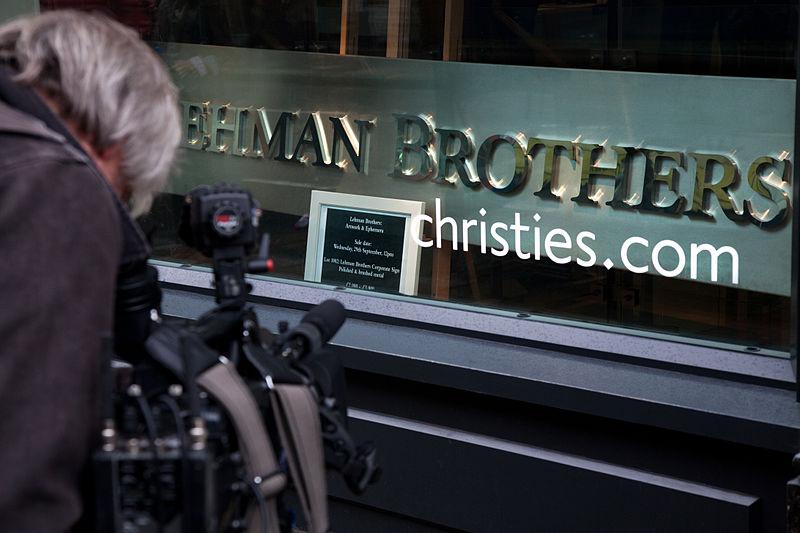 Una sede Lehman Brothers